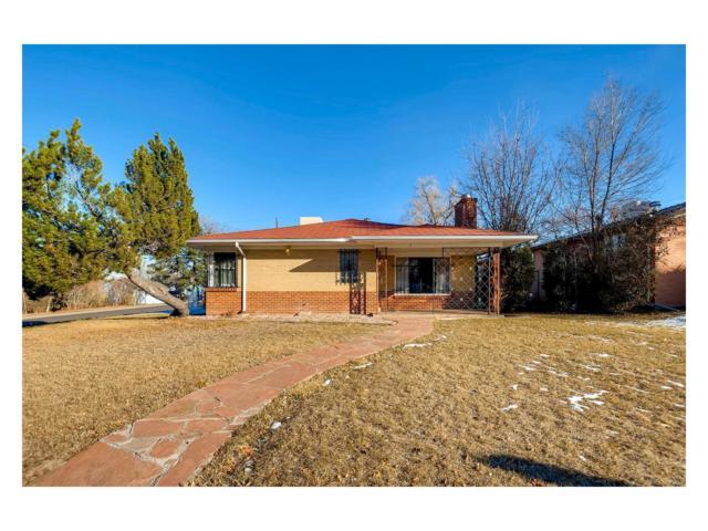 2 S Yates Street, Denver, CO 80219 (MLS #5604777) :: 8z Real Estate