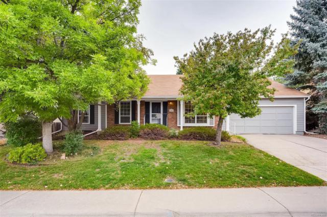 8006 S Logan Drive, Littleton, CO 80122 (MLS #5605133) :: 8z Real Estate