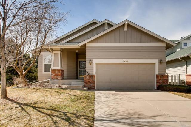 2657 S Troy Court, Aurora, CO 80014 (#5605395) :: The Peak Properties Group