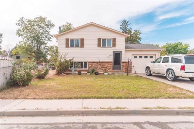 5521 Meyers Drive, Loveland, CO 80538 (#5605644) :: The Peak Properties Group