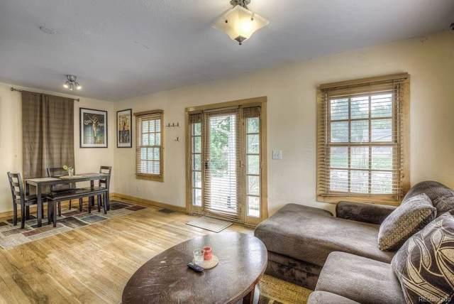 1747 S Downing Street, Denver, CO 80210 (#5606022) :: Wisdom Real Estate