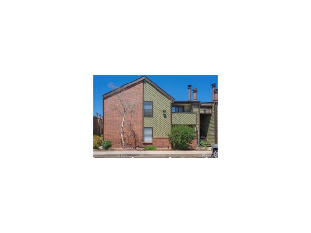 12031 E Harvard Avenue #205, Aurora, CO 80014 (#5606199) :: Colorado Team Real Estate