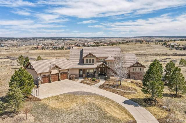 5107 Raintree Circle, Parker, CO 80134 (#5606700) :: My Home Team