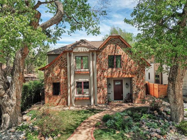 1158 S York Street, Denver, CO 80210 (#5607322) :: The DeGrood Team