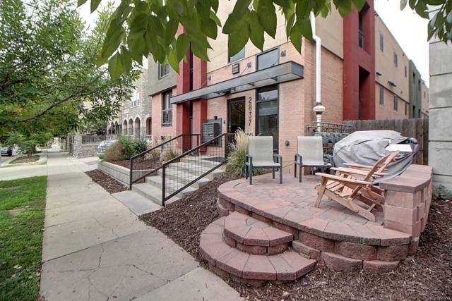 2837 Vallejo Street #101, Denver, CO 80211 (#5607863) :: The Heyl Group at Keller Williams