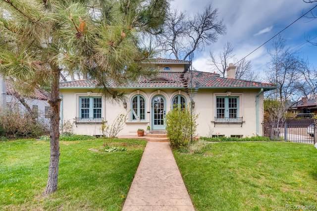 5409 Montview Boulevard, Denver, CO 80207 (#5608079) :: The Peak Properties Group