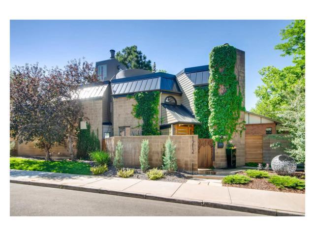 1212 E 4th Avenue, Denver, CO 80218 (#5608288) :: Thrive Real Estate Group