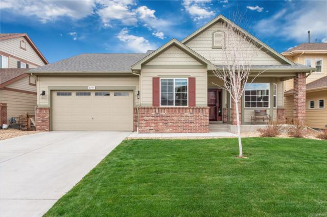 4737 S Sicily Street, Centennial, CO 80015 (#5608441) :: The City and Mountains Group