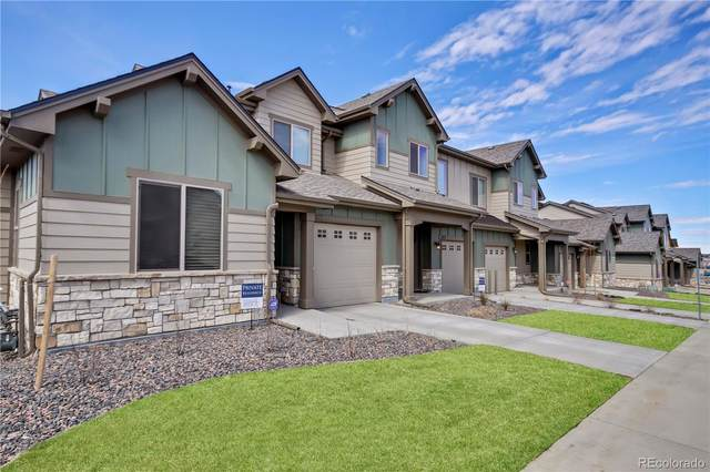 3543 S Lisbon Court, Aurora, CO 80013 (#5608449) :: James Crocker Team