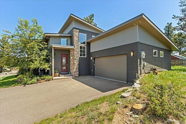 3046 Bergen Point Trail, Evergreen, CO 80439 (#5608545) :: The Colorado Foothills Team | Berkshire Hathaway Elevated Living Real Estate