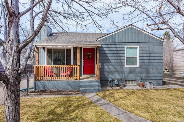 4651 S Washington Street, Englewood, CO 80113 (#5609162) :: The Peak Properties Group
