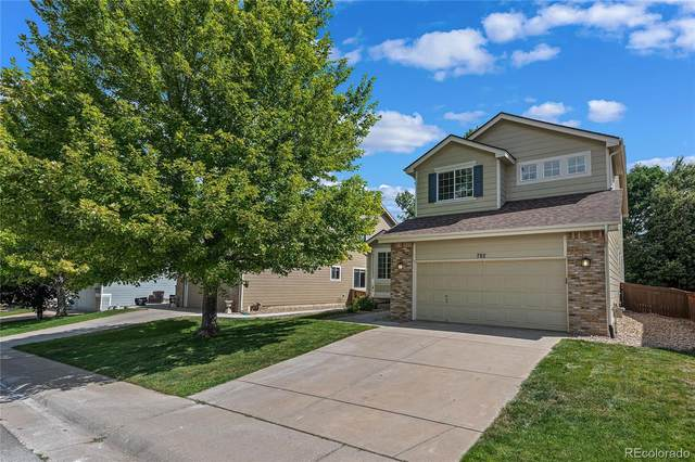 782 English Sparrow Trail, Highlands Ranch, CO 80129 (MLS #5609257) :: 8z Real Estate