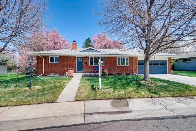 6046 S Valleyview Street, Littleton, CO 80120 (#5609525) :: Venterra Real Estate LLC