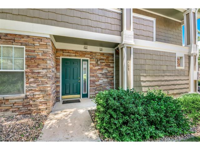 4385 S Balsam Street #103, Littleton, CO 80123 (#5609667) :: The Peak Properties Group