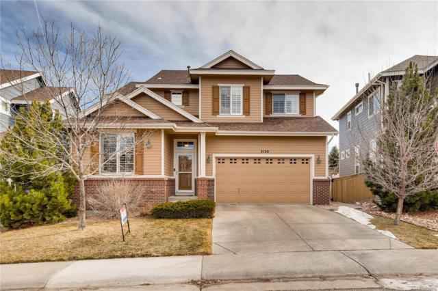 3130 Redhaven Way, Highlands Ranch, CO 80126 (#5610236) :: Bring Home Denver