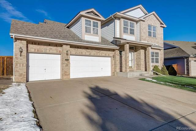 17371 Cornerstone Lane, Parker, CO 80134 (MLS #5610247) :: Kittle Real Estate