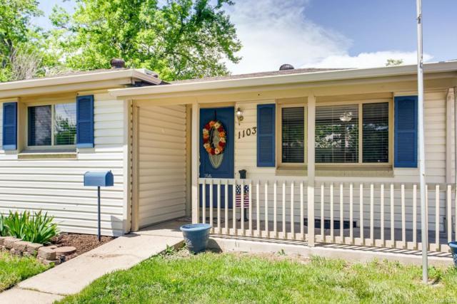 1103 S Eaton Street, Lakewood, CO 80232 (MLS #5610338) :: 8z Real Estate