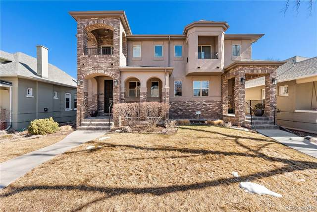 840 S Clarkson Street, Denver, CO 80209 (MLS #5610480) :: Bliss Realty Group