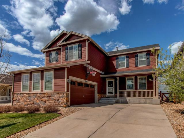 22081 E Bellewood Place, Aurora, CO 80015 (#5610544) :: The Heyl Group at Keller Williams