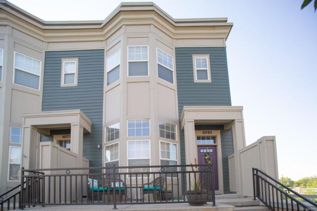 10783 Belle Creek Boulevard, Commerce City, CO 80640 (#5611002) :: The Griffith Home Team
