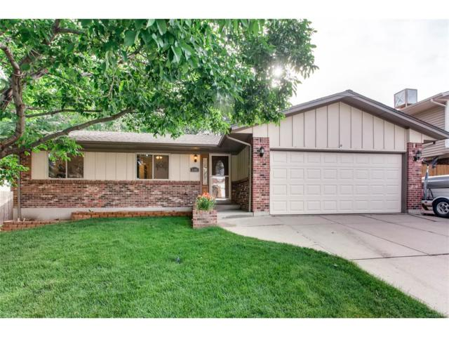 2309 S Eldridge Street, Lakewood, CO 80228 (#5611174) :: The DeGrood Team