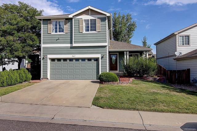 2667 E 110th Court, Northglenn, CO 80233 (#5611381) :: The Heyl Group at Keller Williams