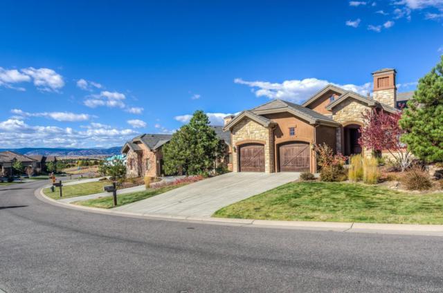 5161 Le Duc Drive, Castle Rock, CO 80108 (#5611779) :: House Hunters Colorado