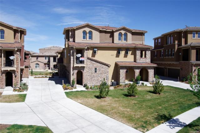 3437 Rosato Drive D, Highlands Ranch, CO 80126 (#5611974) :: The DeGrood Team