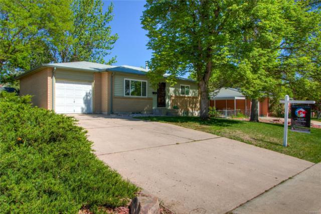 12243 W Exposition Drive, Lakewood, CO 80228 (#5612060) :: House Hunters Colorado