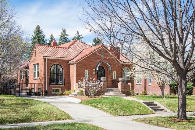 1765 Krameria Street, Denver, CO 80220 (#5612217) :: iHomes Colorado