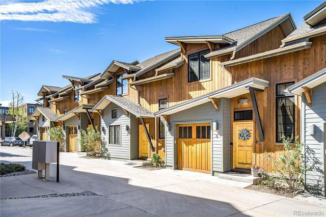 45 6th Street #4, Steamboat Springs, CO 80487 (#5612805) :: RazrGroup