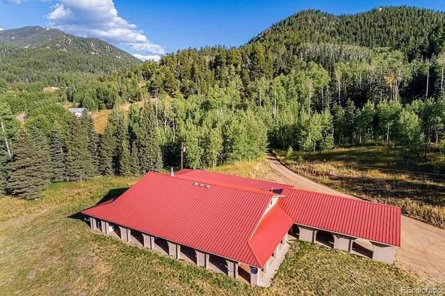 626 Westcliffe Drive, Rye, CO 81069 (MLS #5614190) :: Kittle Real Estate