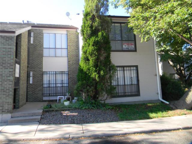 3550 S Harlan Street #124, Denver, CO 80235 (MLS #5614738) :: 8z Real Estate