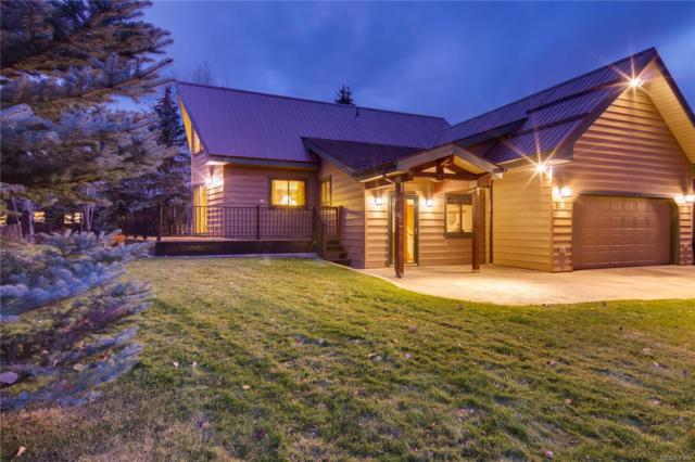 3445 Stone Lane, Steamboat Springs, CO 80487 (#5615337) :: The Heyl Group at Keller Williams