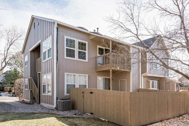 9686 W Chatfield Avenue C, Littleton, CO 80128 (#5615420) :: The HomeSmiths Team - Keller Williams