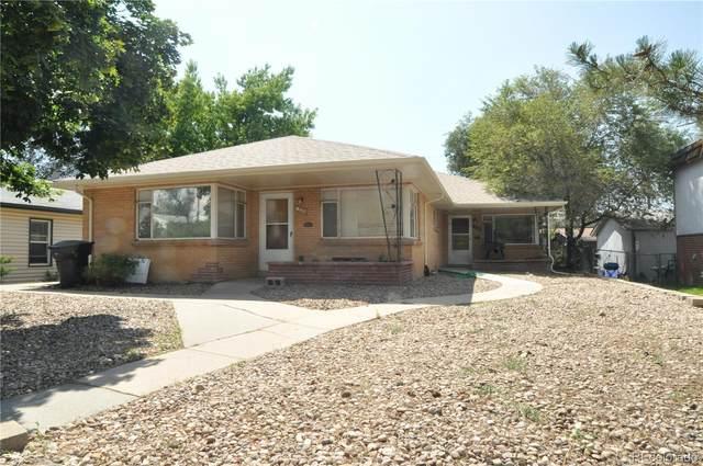 715 S Krameria Street #725, Denver, CO 80224 (#5615687) :: Bring Home Denver with Keller Williams Downtown Realty LLC