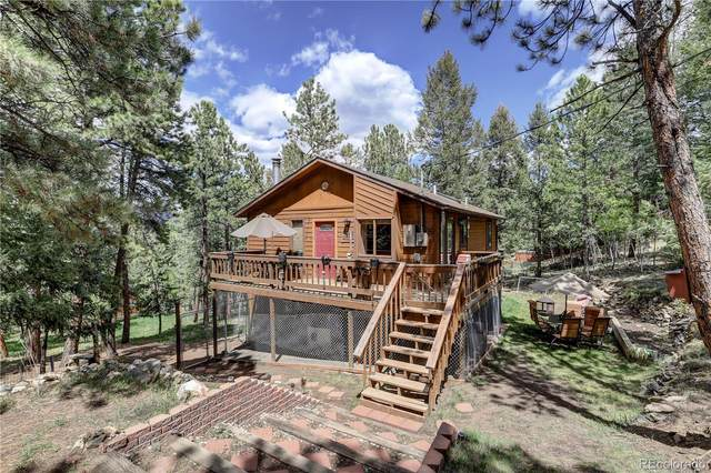163 N Circle Drive, Bailey, CO 80421 (MLS #5615851) :: Keller Williams Realty