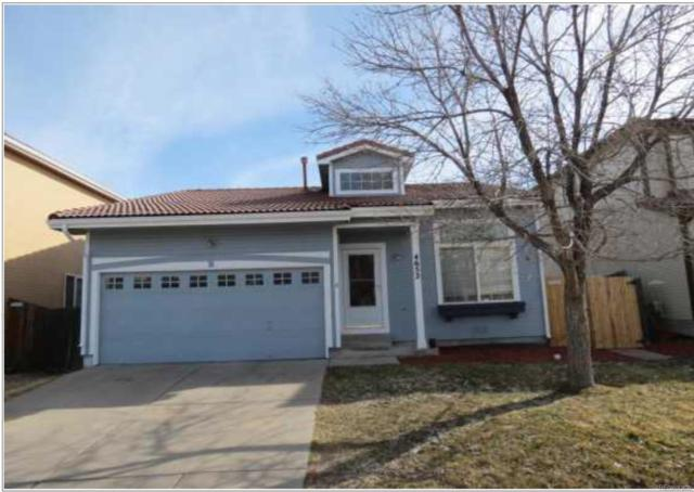 4652 Genoa Street, Denver, CO 80249 (#5616076) :: Wisdom Real Estate