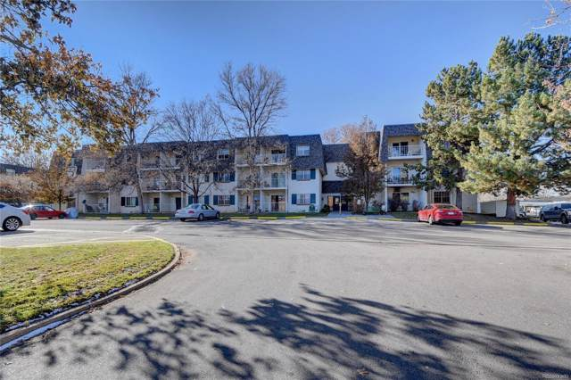 2225 S Jasmine Street #214, Denver, CO 80222 (#5616231) :: True Performance Real Estate