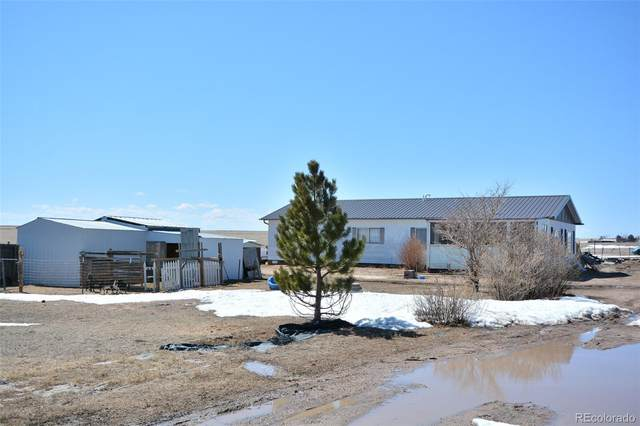 7450 N Ramah Highway, Yoder, CO 80864 (#5616315) :: The Griffith Home Team
