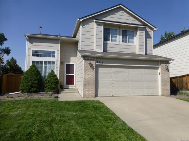 9522 Castle Ridge Circle, Highlands Ranch, CO 80129 (MLS #5616459) :: 8z Real Estate