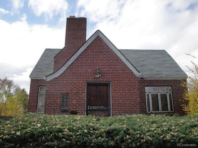 2875 Dexter Street, Denver, CO 80207 (#5616881) :: THE SIMPLE LIFE, Brokered by eXp Realty