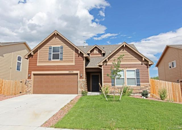 3823 Shining Star Drive, Colorado Springs, CO 80925 (#5617356) :: The Heyl Group at Keller Williams