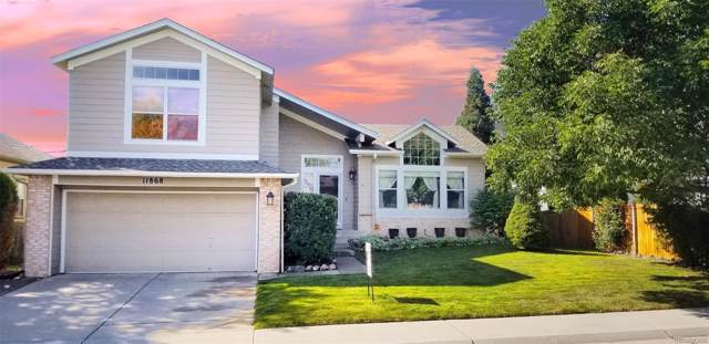 11868 W Coal Mine Drive, Littleton, CO 80127 (#5617836) :: The HomeSmiths Team - Keller Williams