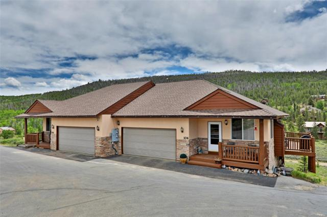 104 County Road 897, Granby, CO 80446 (#5618546) :: Structure CO Group