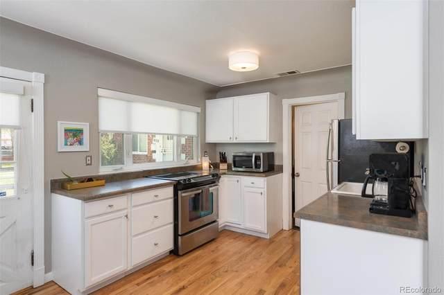 1421 Jasmine Street, Denver, CO 80220 (MLS #5618811) :: 8z Real Estate