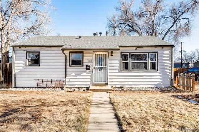 1940 Clinton Street, Aurora, CO 80010 (#5619015) :: HomeSmart