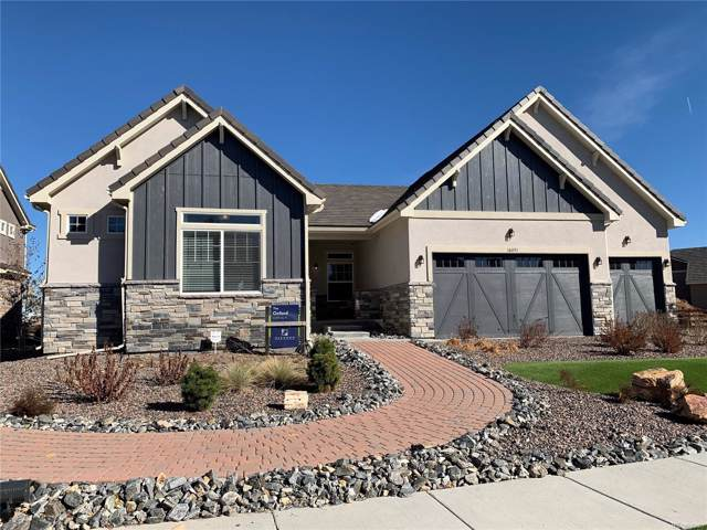 16051 E Fairway Drive, Commerce City, CO 80022 (#5619195) :: Bring Home Denver with Keller Williams Downtown Realty LLC