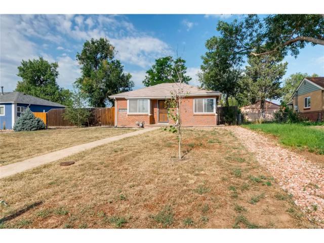 3621 Oneida Street, Denver, CO 80207 (MLS #5619415) :: 8z Real Estate