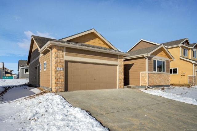 312 E Torreys Drive, Severance, CO 80550 (#5619452) :: Wisdom Real Estate